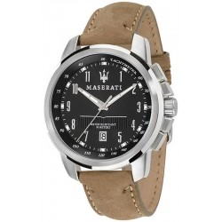 Buy Maserati Men's Watch Successo R8851121004 Quartz