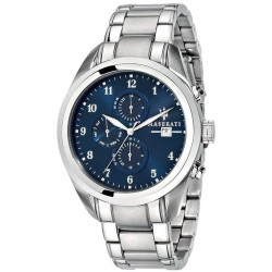 Maserati Men's Watch Traguardo R8853112505 Quartz Multifunction