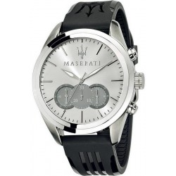 Buy Maserati Men's Watch Traguardo R8871612012 Quartz Chronograph