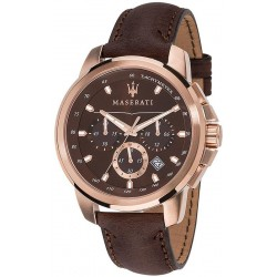 Buy Maserati Men's Watch Successo R8871621004 Quartz Chronograph