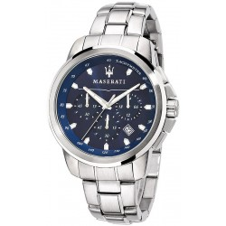 Buy Maserati Men's Watch Successo R8873621002 Quartz Chronograph