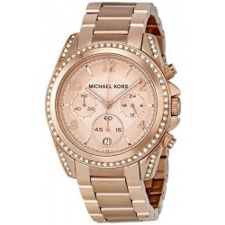 Buy Michael Kors Women's Watch Blair MK5263 Chronograph