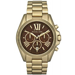 Buy Michael Kors Unisex Watch Bradshaw MK5502 Chronograph