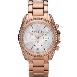 Michael Kors Women's Watch Blair MK5522 Chronograph