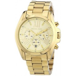Buy Michael Kors Unisex Watch Bradshaw MK5605 Chronograph