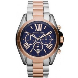 Buy Michael Kors Unisex Watch Bradshaw MK5606 Chronograph