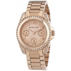 Michael Kors Women's Watch Mini Blair MK5613 Multifunction