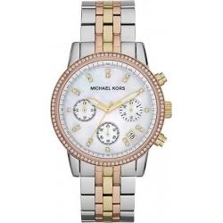 Michael Kors Women's Watch Ritz MK5650 Chronograph