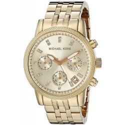 Michael Kors Women's Watch Ritz MK5676 Chronograph