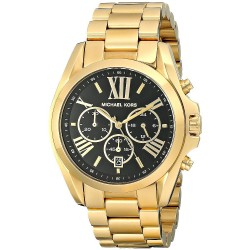 Buy Michael Kors Unisex Watch Bradshaw MK5739 Chronograph