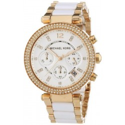 Michael Kors Women's Watch Parker MK5774 Chronograph