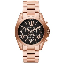 Buy Michael Kors Unisex Watch Bradshaw MK5854 Chronograph