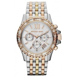 Michael Kors Women's Watch Everest Chronograph MK5876