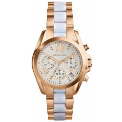 Michael Kors Women's Watch Mini Bradshaw MK5907 Chronograph