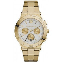 Buy Michael Kors Unisex Watch Wyatt MK5933 Chronograph
