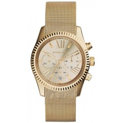 Buy Michael Kors Unisex Watch Lexington MK5938 Chronograph