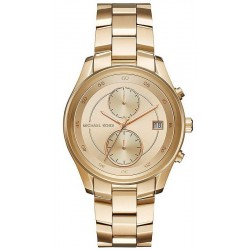 Buy Michael Kors Women's Watch Briar MK6464 Chronograph