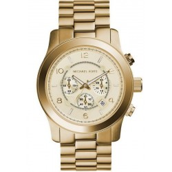 Buy Michael Kors Men's Watch Runway MK8077 Chronograph