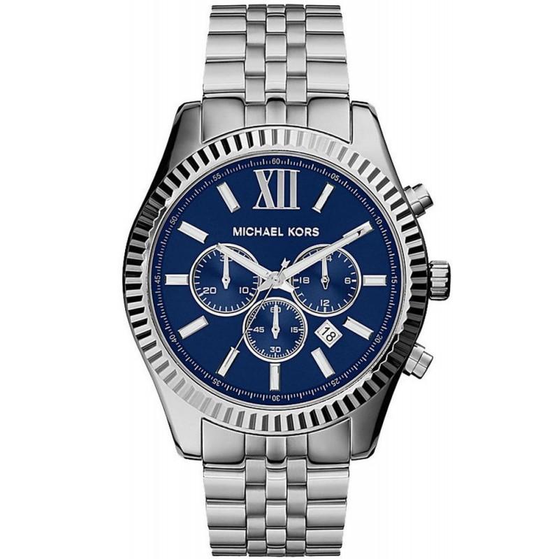 9977532bb036 Michael Kors Men s Watch Lexington MK8280 Chronograph - New Fashion ...
