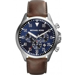 Buy Michael Kors Men's Watch Gage Chronograph MK8362