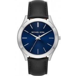 Buy Michael Kors Men's Watch Slim Runway MK8620