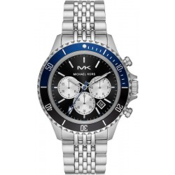 Buy Michael Kors Mens Watch Bayville Chronograph MK8749