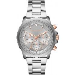 Buy Michael Kors Mens Watch Cortlandt Chronograph MK8754