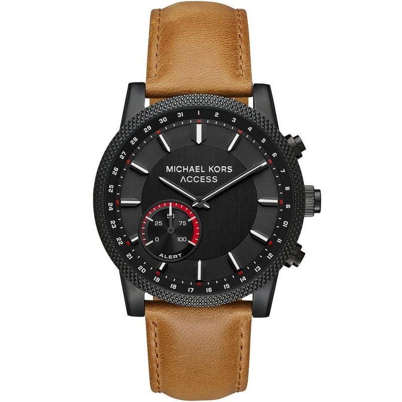 Michael Kors Access Men S Watch Scout Mkt4026 Hybrid Smartwatch