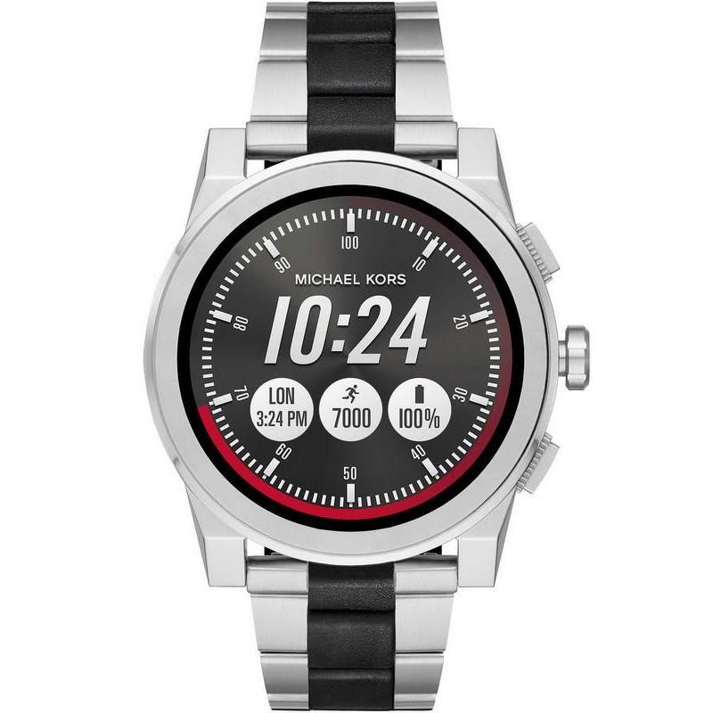 Michael Kors Access Men S Watch Grayson Mkt5037 Smartwatch New
