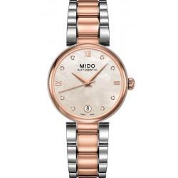 Buy Mido Women's Watch Baroncelli II M0222072211610 Automatic