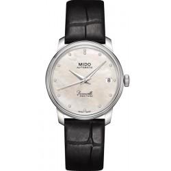 Buy Mido Women's Watch Baroncelli III Heritage M0272071610600 Automatic