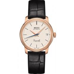 Buy Mido Women's Watch Baroncelli III Heritage M0272073626000 Automatic