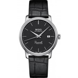 Buy Mido Men's Watch Baroncelli III Heritage M0274071605000 Automatic