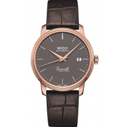 Buy Mido Men's Watch Baroncelli III Heritage M0274073608000 Automatic