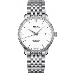 Buy Mido Men's Watch Baroncelli III COSC Chronometer Automatic M0274081101100