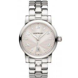 Buy Montblanc Star Date Quartz Men's Watch 108761