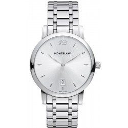 Buy Montblanc Star Classique Date Quartz Men's Watch 108768