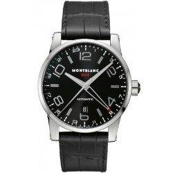 Buy Montblanc TimeWalker GMT Automatic Men's Watch 36065