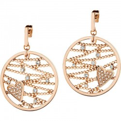 Morellato Women's Earrings Cuoremio SADA02