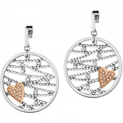 Morellato Women's Earrings Cuoremio SADA06