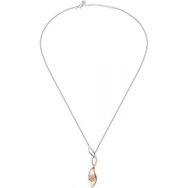 Buy Morellato Womens Necklace Foglia SAKH46