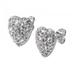 Morellato Women's Earrings Heart SRN14