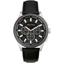Nautica Men's Watch NCT 17 A16691G Chronograph