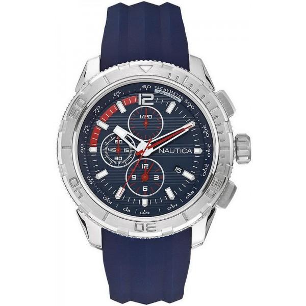 Buy Nautica Men's Watch NST 101 A18724G Chronograph