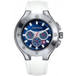 Nautica Men's Watch NCS 100 Chronograph A35514G