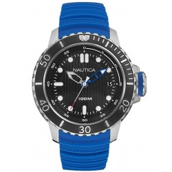Nautica Men's Watch NMX Dive Style Date NAD18517G