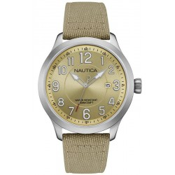 Nautica Men's Watch NCC 01 Date NAI10500G