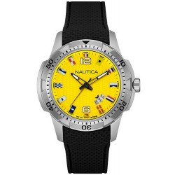 Nautica Men's Watch NCS 16 Flag NAI13516G