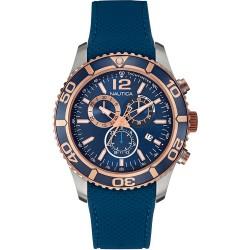 Nautica Men's Watch NST 09 NAI16502G Chronograph