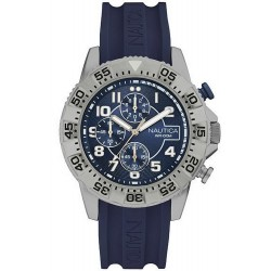 Nautica Men's Watch NSR 104 NAI16512G Chronograph